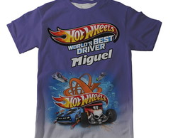 Camiset Hot Wheels - Infantil
