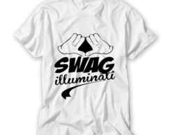 Camiseta Swag Illuminati