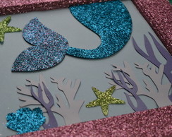 Kit Festa Infantil - Mermaid!