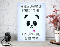 Placas Decorativas Frase Divertida E Engraçada