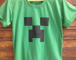 Camiseta Infantil - Creeper