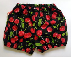 Short cerejas