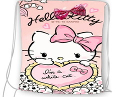 Sacochila Hello Kitty