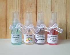 Kit com 4 Mini Home Spray