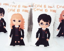 Almofada Espaguete Harry Potter