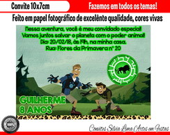 As aventuras com os kratts
