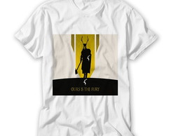 Camiseta Ours Is The Fury Game of Thrones