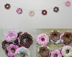 Varal Donuts (ROSQUINHAS)