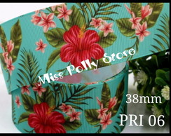 Fita 38 mm Flowers 01