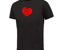 Camiseta With Another Love 100% Algodão #1580