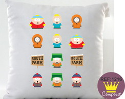 Almofada South Park Personagens