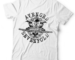 Camiseta Banda - Avenged Sevenfold #01