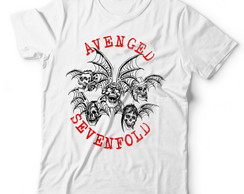 Camiseta Banda - Avenged Sevenfold #02