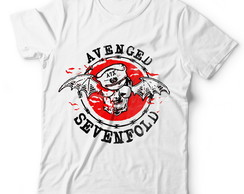Camiseta Banda - Avenged Sevenfold #03