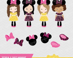 Kit Digital Minnie 26