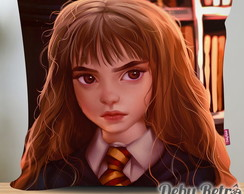Almofada Hermione - Harry Potter