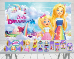 KIT DIGITAL BARBIE DREAMTOPIA