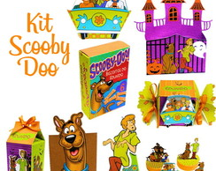 Kit Scooby-doo