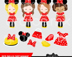 Kit Digital Minnie 55
