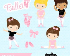 Kit Digital Bailarina 75