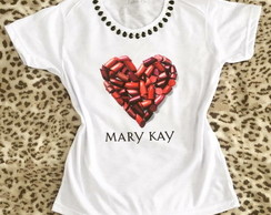 Baby look Customizada - Mary Kay