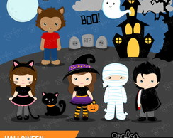 Kit Digital Halloween 90