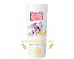 Copo Long Drink My Little Pony Personalizado