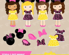 Kit Digital Minnie 119