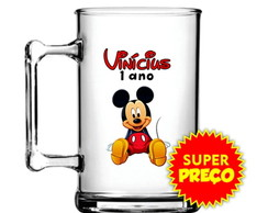 Caneca Acrilica - do Mickey