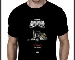 Camiseta Filme Comboio do Terror