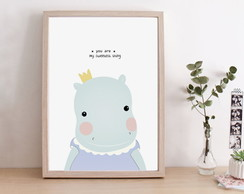 Poster Infantil Hipo Sweetest Thing