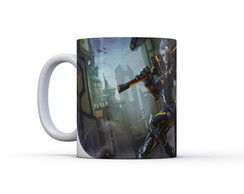 Caneca League of Legends - LOL 2