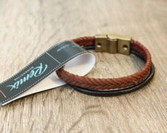 Pulseira Genuine Leather