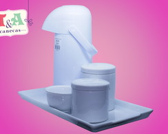 Kit higiene porcelana 130