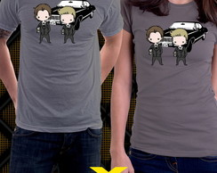 Camiseta Supernatural Winchester Brothers Sobrenatural
