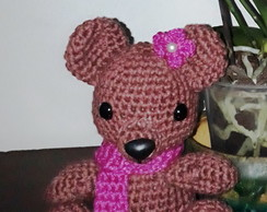 Teddy Bear Girl Amigurumi