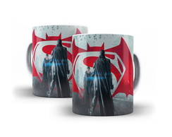 Caneca Personalizada - Batman vs Superman
