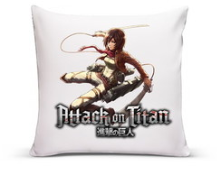 Almofada Anime Attack On Titan Shingeki no Kyojin