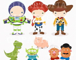Kit Digital Toy Story 16