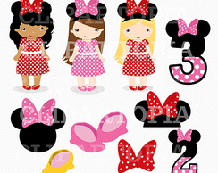 Kit Digital Minnie 32
