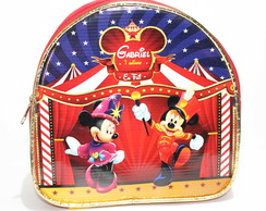 Mochilinha Circo do Mickey