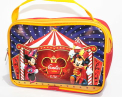 Maleta Circo do Mickey e Minnie