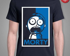 Camiseta Rick e Morty - Morty