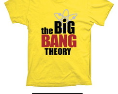 Camiseta Big Bang Theory 2