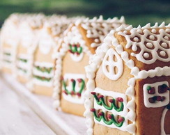 GingerBread Houses - Mini