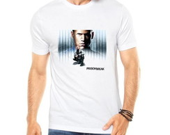 Camiseta Personalizada Prison Break