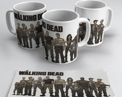 Caneca Personalizada TWD The Walking Dead