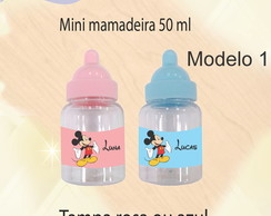 Mini Mamadeira-Mickey