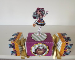 Caixa bala Ever After High
