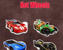 Recortes - Hot Wheels